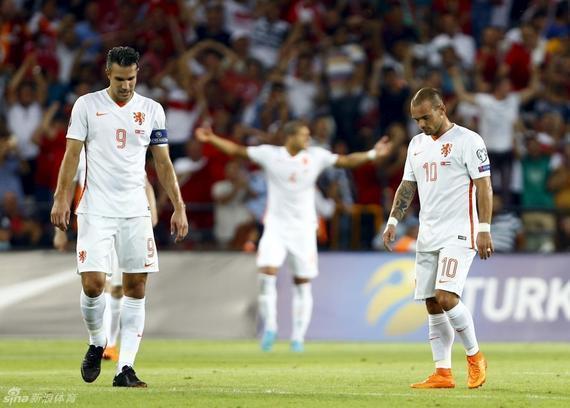 荷兰夺冠的赔率仍进前10