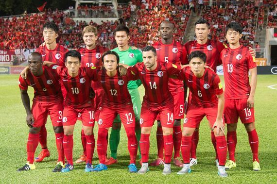 国际足联正式对香港球迷嘘国歌事件展开调查