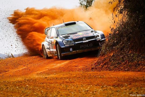 WRC澳大利亚首日拉特瓦拉领跑