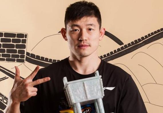 陈磊效力北京期间与球队共同拿到了三个冠军