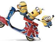 《小黄人》IMAX3D版小黄人色泽更明艳