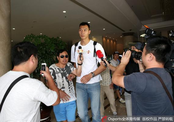 中国男篮迎来亚锦赛首战