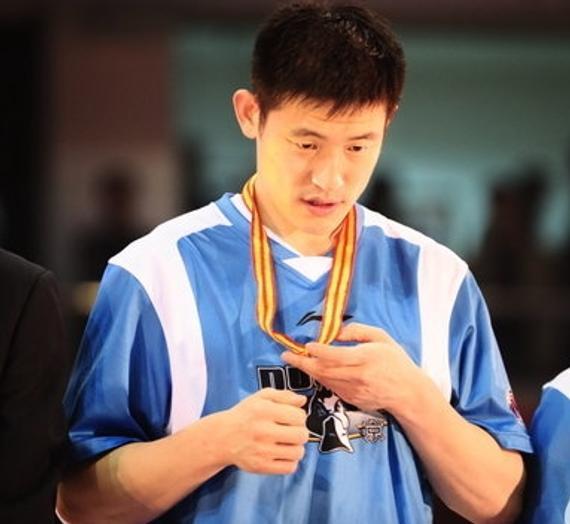 北京队老将陈磊