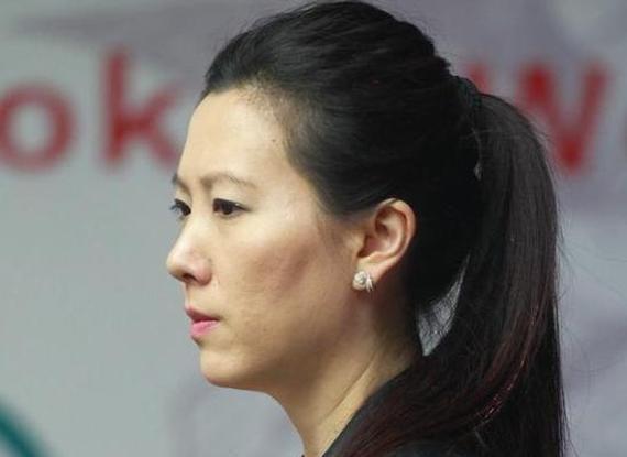 美女裁判李安