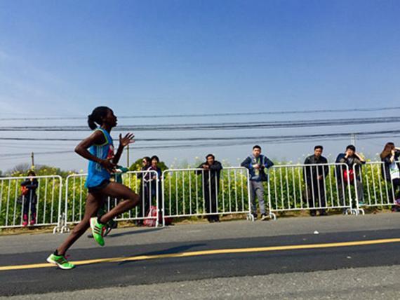 2015南京高淳马拉松赛报名火热 半程名额爆满