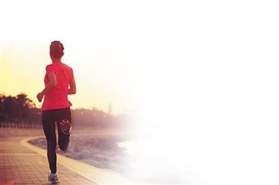 微信头像图片跑步