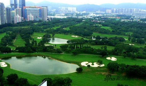 晶报:期待深圳高尔夫球场改建为休闲式科普公园