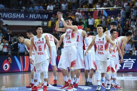 中国男篮复赛将要迎战D组前三名