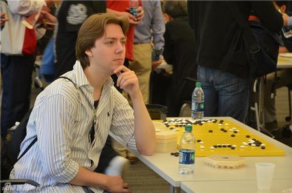 美国的围棋爱好者