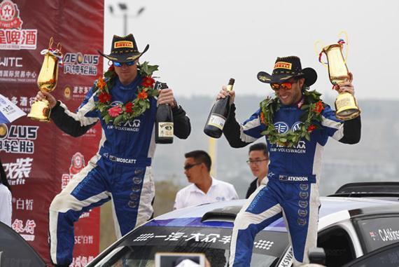 一汽群众车队阿特金森夺得整场冠军