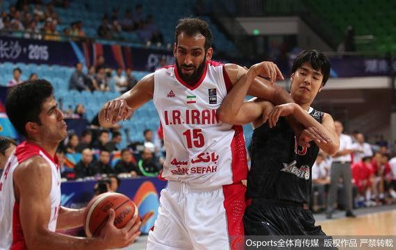 日本队在本届亚锦赛获得严重突破