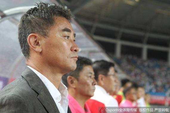 傅博行将带领国奥交战奥运会预选赛