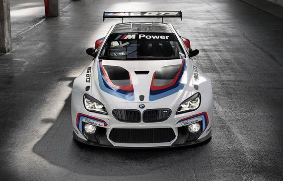宝马发布全新gt3赛车m6 Gt3 将取代z4 Gt3 图 赛车 新浪竞技风暴 新浪网
