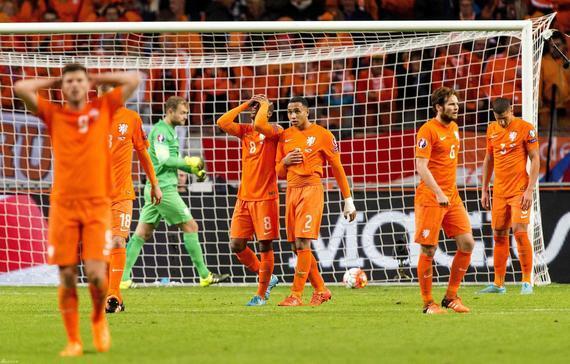 欧洲杯没有荷兰
