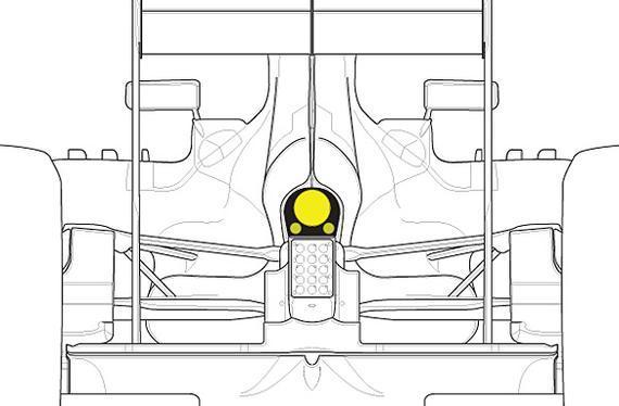 排气管运用三出口描绘设想图