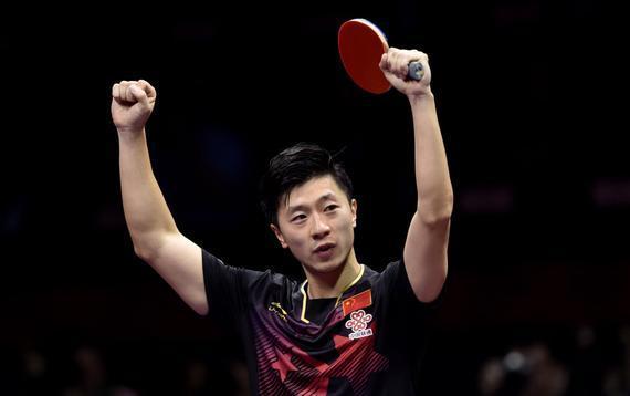 马龙继世乒赛男单冠军后再取得国际杯冠军