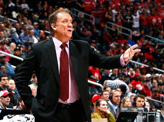 而且桑德斯也表示他将保留森林狼队主帅兼篮球事务总裁的职务.