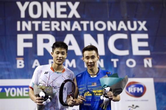李宗伟法国赛夺冠