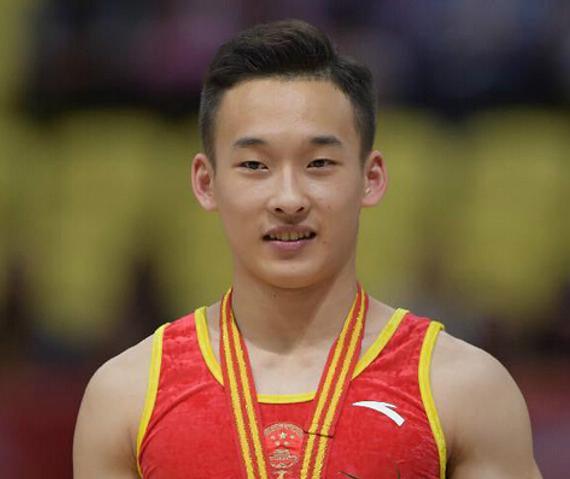 肖若腾(材料图)