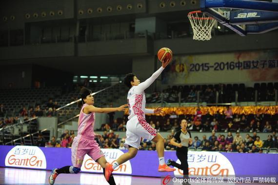 新疆女篮继续连胜步伐
