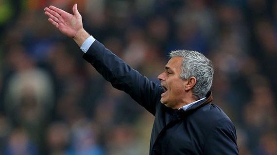 穆里尼奥告别本赛季的联赛杯