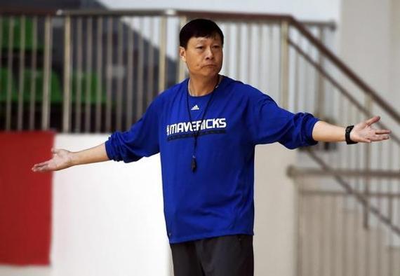 李秋平认为球队的磨合工作进展的很顺利