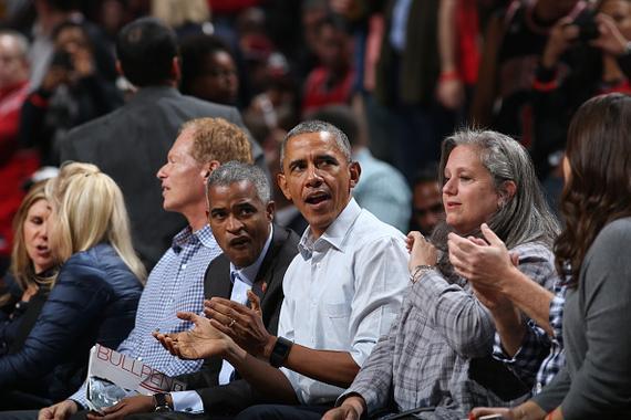 揭幕战告诉我们的五件事库里奥巴马分列一二