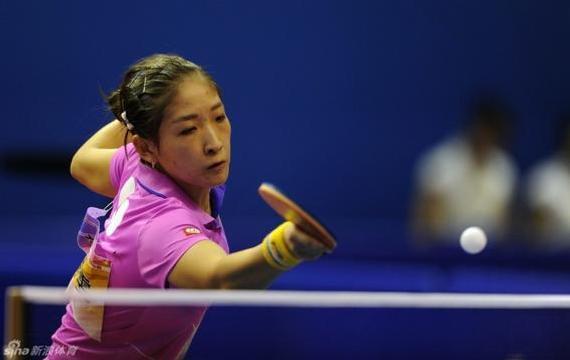 刘诗雯取得女乒国际杯冠军(材料图)