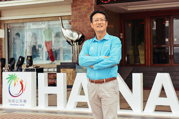珠海市文体旅游局副局长邬向明