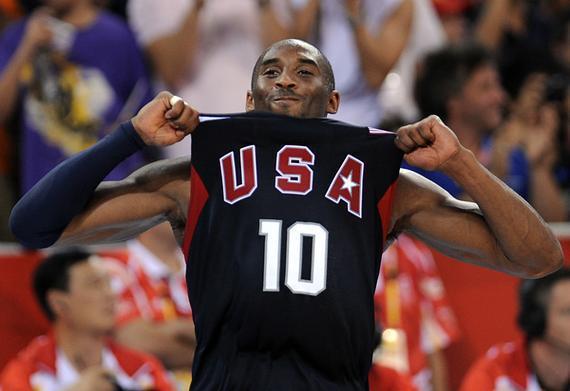 科比要打里约奥运
