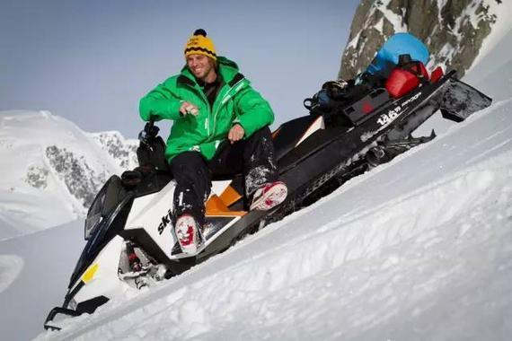 滑雪教父Martin