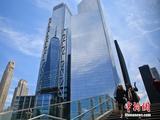 纽约世贸中心3号楼开门 造价