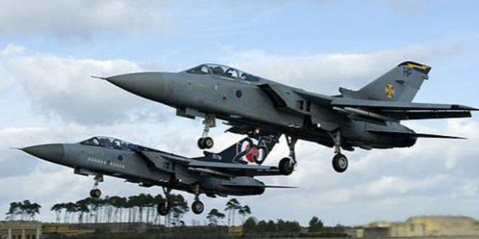 """美宣布从叙利亚撤军后 英皇家空军也有""""大动作"""""""