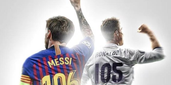欧冠128场进106球,梅西打破C罗皇马时期一纪