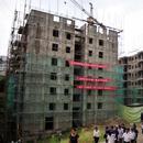 三峽壩區拆除違法建築 建築面積約1.3萬平方米