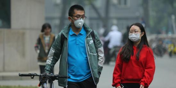 前10月北京PM2.5平均浓度41微克/立方米