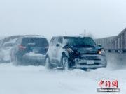 冬季风暴袭美:约两亿人受低温困扰 近千架次航班取消