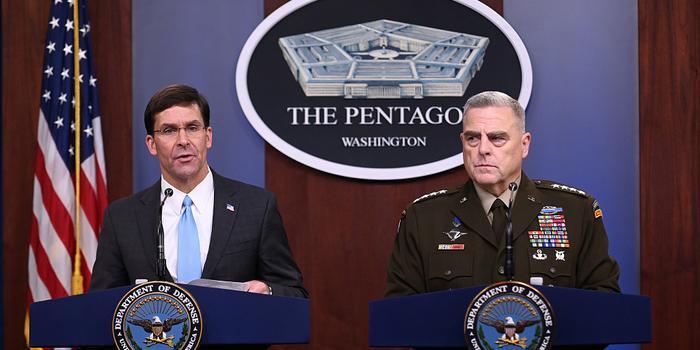美軍稱一據點遭到土耳其方向炮擊 土國防部否認