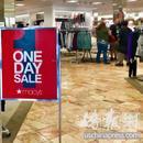 """美國""""黑五""""購物季提前開打 華人居民開始囤貨"""