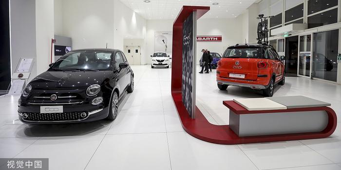 FCA、PSA合并成全球第四大车企 中国市场或受益