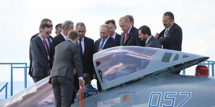 德国外长:不能因叙问题将土耳其从北约推到俄中怀抱