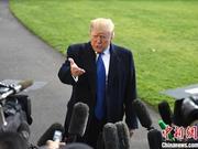 """川普称将""""强烈考虑""""就弹劾调查提供证词"""