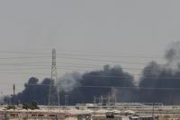 世界最大原油净化厂遭袭击 沙特削减一半石油生产