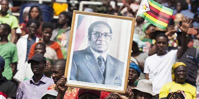津巴布韦前总统穆加贝遗体将在家乡安葬
