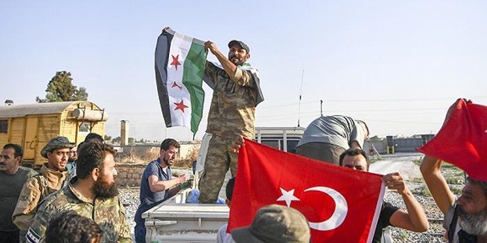 叙利亚局势风云突变 叙政府军能否挡住土耳其?