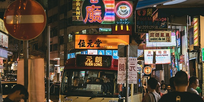 """连李嘉诚也救不了香港餐厅:""""要"""
