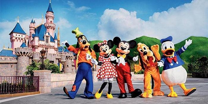 电影带动迪士尼营收大涨 香港迪士尼乐园表现仍低迷