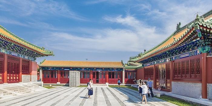 600年的北京隆福寺翻新 它会成为下一个三里屯吗