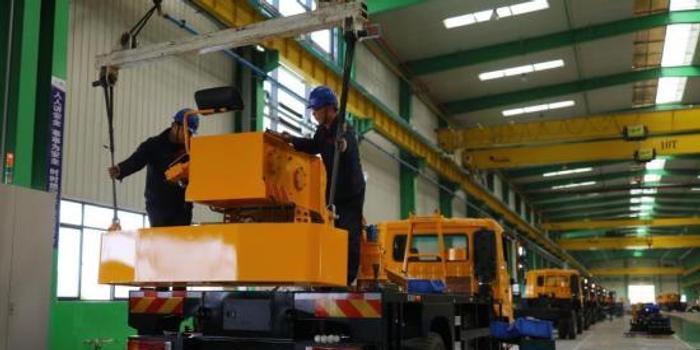 中国加大政策支持力度 助推民营企业发展