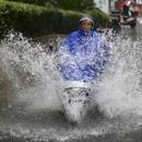 受颱風溫比亞影響 江蘇部分河湖站點超警戒水位